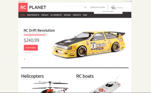 RC toys business opportunity