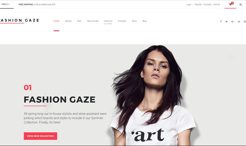 Apparel and fashion drop shipping website business for sale