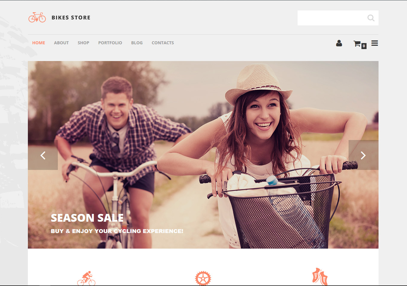 Bikes Cycles Drop shipping website business