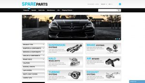 Vehicle spares business