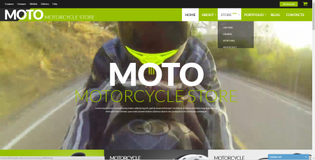 Motor bike online website business opportunity for sale business