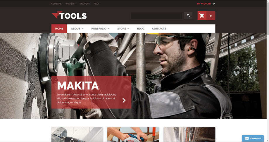 Tools turn-key website business opportunity for sale