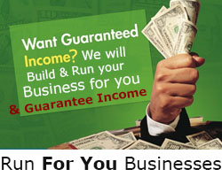 Guaranteed income online run for you online business