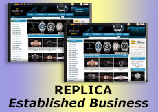 Replica established drop shipping website store