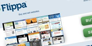 Build a website and then sell it on FLippa