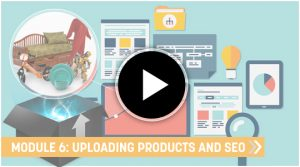 Here is how to upload products to your drop shipping website. Learn it all