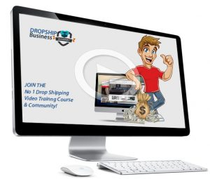 Join and become a member of our drop shipping business academy