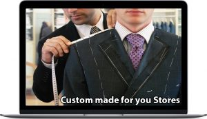 Custom made for you drop shipping ecommerce stores