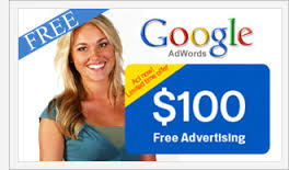Google advertising credit