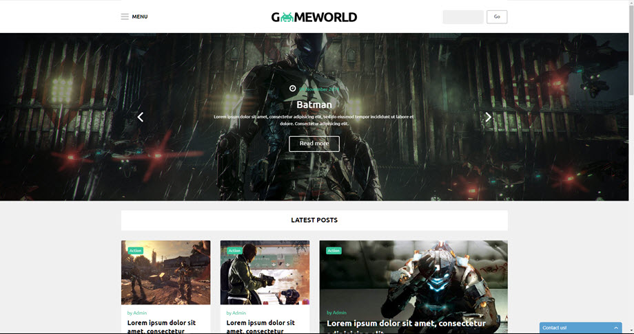 Computer games store website for sale