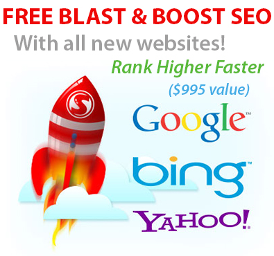Blast and boost website seo and promotion