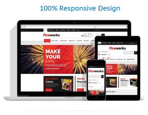 Fireworks internet website business for sale