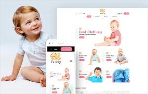 Kids infant toddler drop ship business for sale