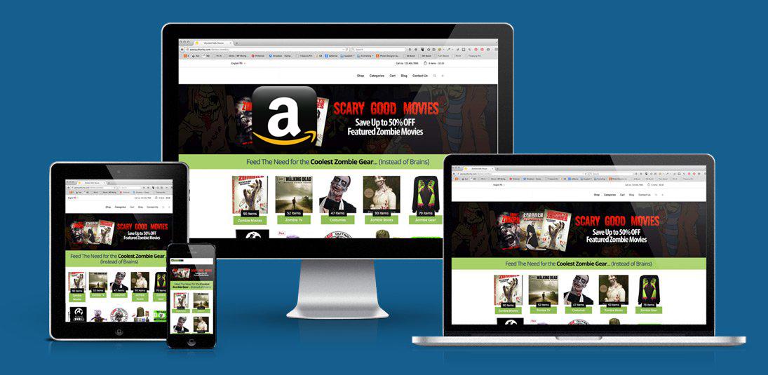 amazon affiliate store
