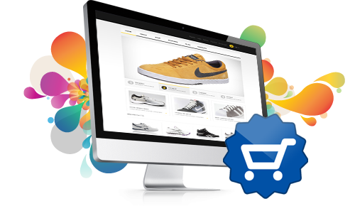 E-commerce shopping cart website design development services company