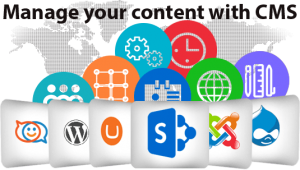 Manage you r own website content with affordable cms content management systems