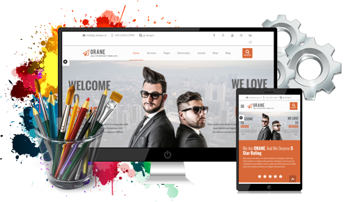 Affordable cheap website design and development Packages