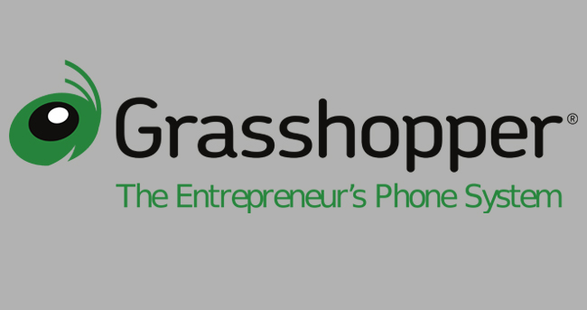 Grass hopper entrepreneurs business drop shippers internet phone system