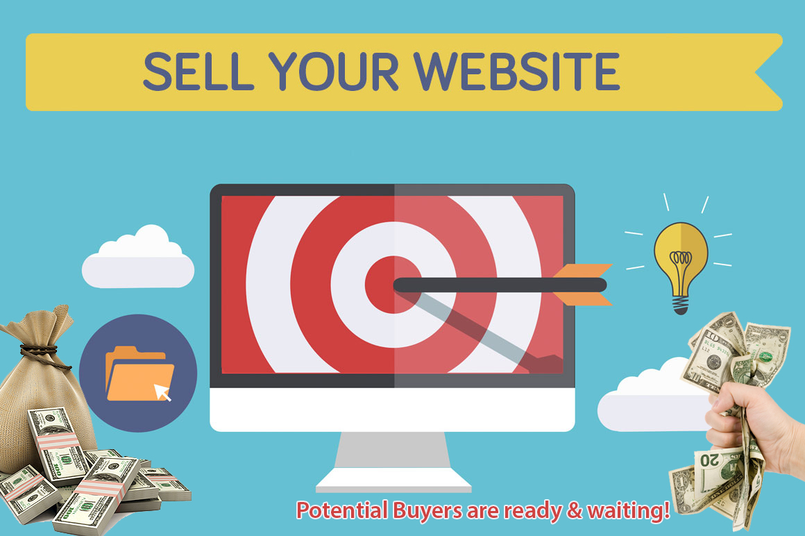 Sell your website business with us, potential buyers are ready and waiting