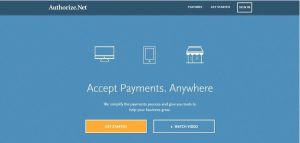 Authorize.Net finding the right payment processor for your a website and you