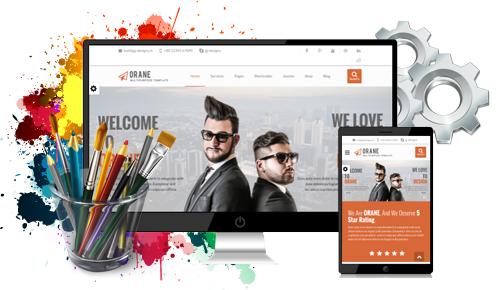 Website design and developer