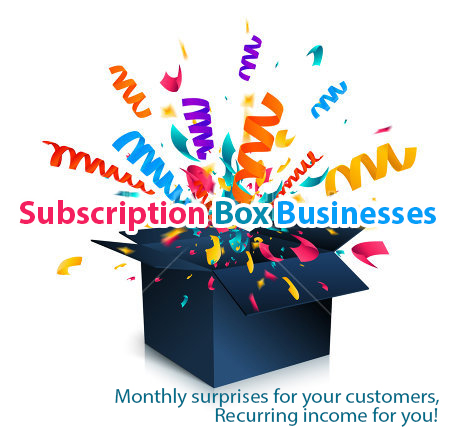 Subscription Box TurnKey done for you businesses