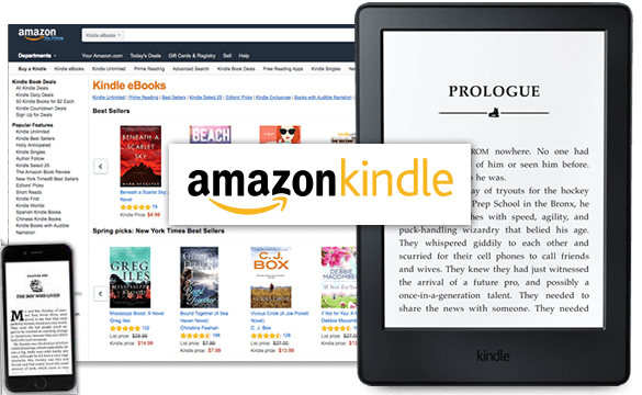 AMazon Kindle TurnKey publishing business