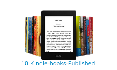 Amazon eBook Kindle publishing business empire