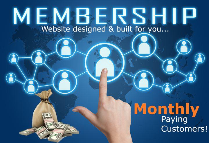 TurnKey membership website building service