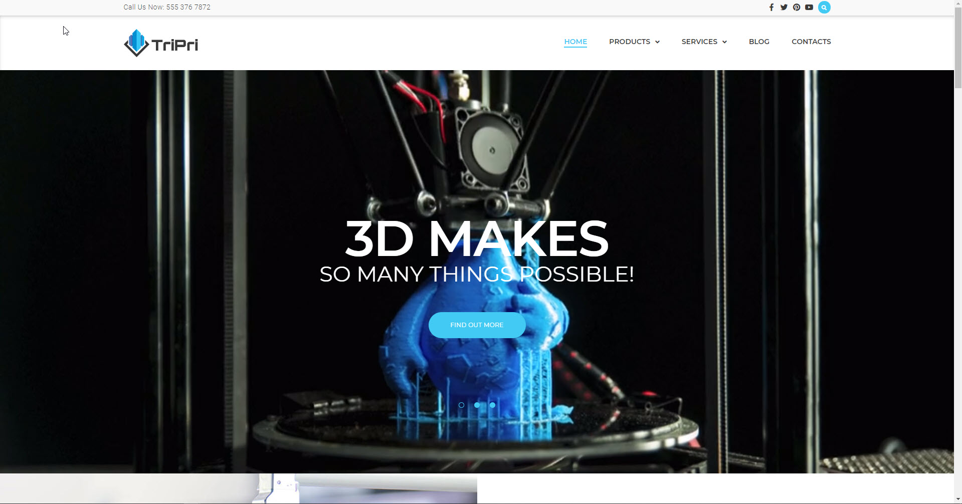 TurnKey online 3d printing business opportunity for sale